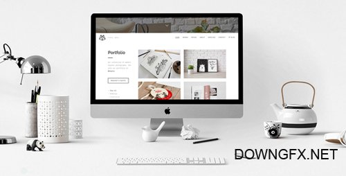 ThemeForest - Bushwick v1.15 - Lightweight Minimal Theme - 15900005