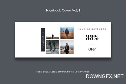 Facebook Cover Vol. 1