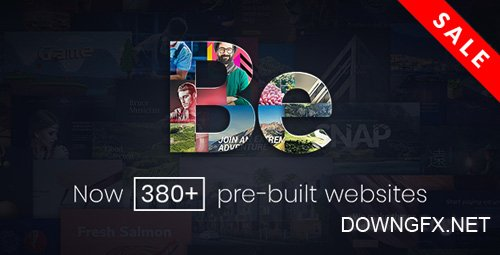 ThemeForest - BeTheme v5.5.1 - HTML Responsive Multi-Purpose Template - 13925633