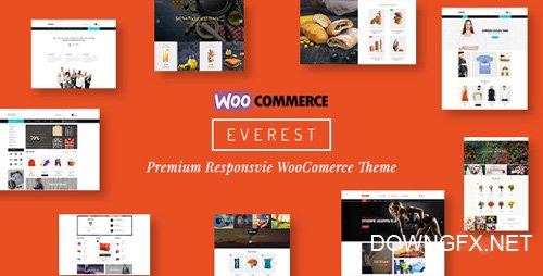 ThemeForest - Zoo Everest v2.0.2 - Multipurpose WooCommerce Theme - 13395277