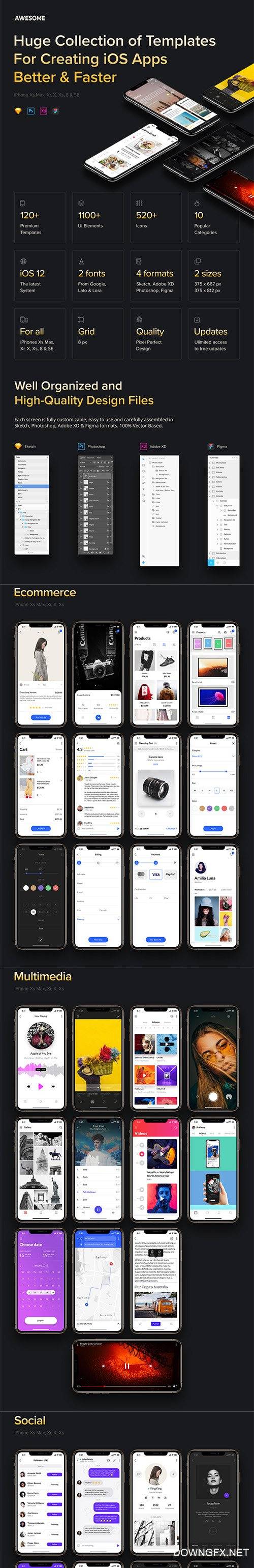 Awesome iOS UI Kit