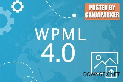 WPML v4.1.1 - WordPress Multilingual Plugin + Add-Ons