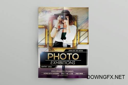 Photo Flyer Template