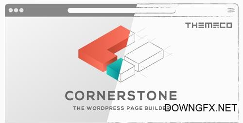CodeCanyon - Cornerstone v3.4.3 - The WordPress Page Builder - 15518868 - NULLED
