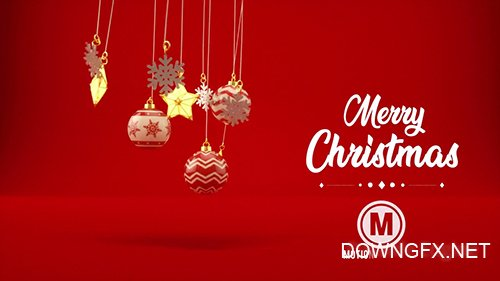 MA - Christmas/New Year Greetings Intro 144667