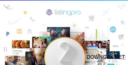 ThemeForest - ListingPro v2.0.11 - WordPress Directory Theme - 19386460 - NULLED