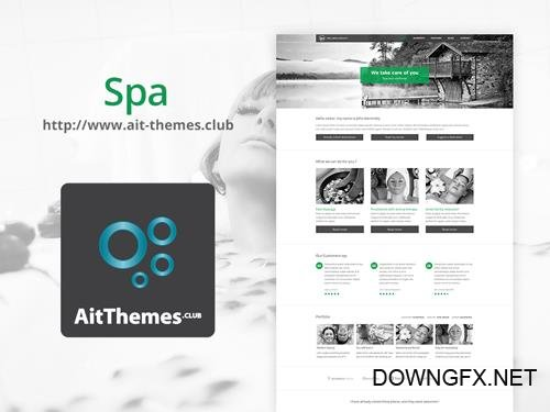 Ait-Themes - Spa v1.111 - Health Beauty WordPress Theme