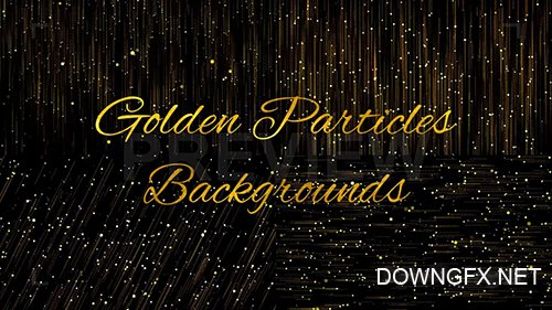 Golden Particles Backgrounds 144882