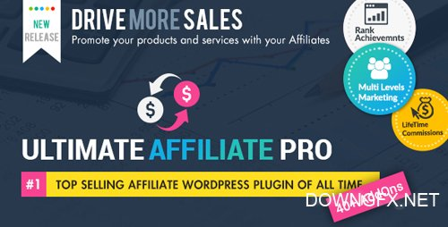 CodeCanyon - Ultimate Affiliate Pro v4.9 - WordPress Plugin - 16527729 - NULLED