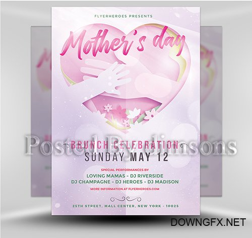 PSD Mother's Day 2.19