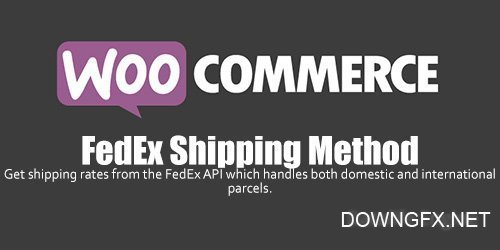 WooCommerce - FedEx Shipping Method v3.4.14