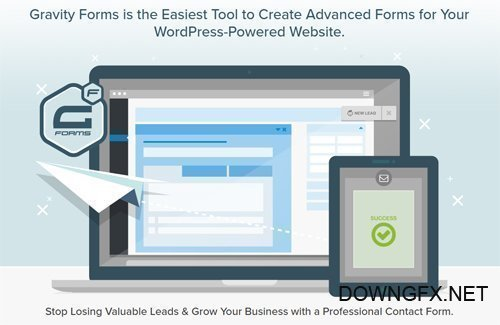 Gravity Forms v2.4.6.8 - WordPress Plugin - NULLED + Gravity Forms Add-Ons
