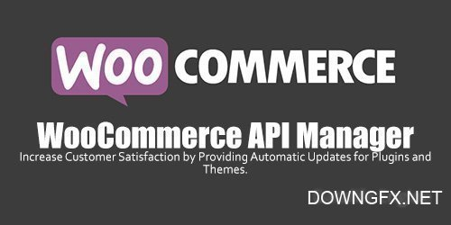 WooCommerce - API Manager v2.0.9