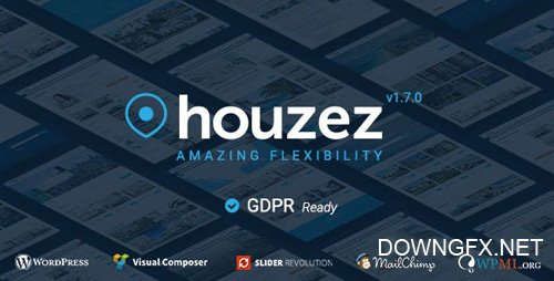 ThemeForest - Houzez v1.7.0 - Real Estate WordPress Theme - 15752549 - NULLED