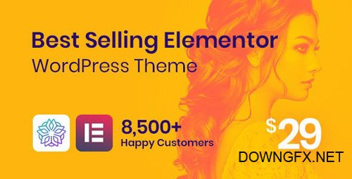 ThemeForest - Phlox Pro v5.1.12 - Elementor MultiPurpose WordPress Theme - 3909293 - NULLED