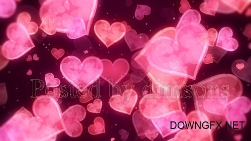 Heart Background 21269137