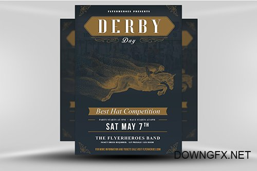 PSD Kentucky Derby Party 02