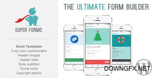 CodeCanyon - Super Forms - Email Templates Add-on v1.1.0 - 14468280