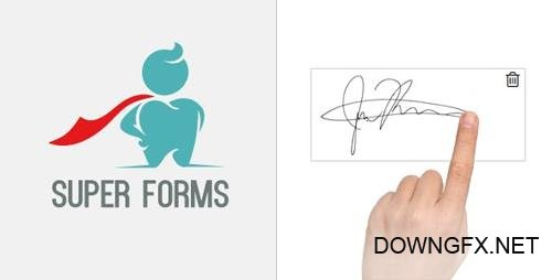 CodeCanyon - Super Forms - Signature Add-on v1.4.0 - 14879944