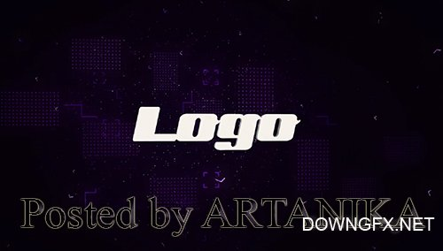Digital Logo Reveal V6 After Effects Templates 221031