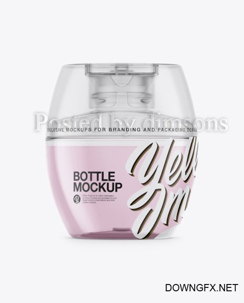 Cosmetic Bottle Mockup 43041 TTF
