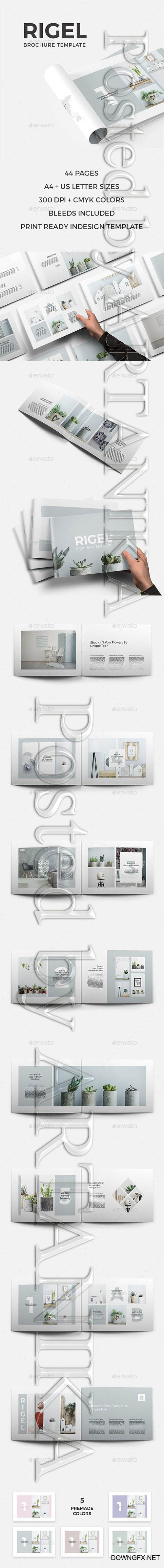 Graphicriver - Rigel Brochure Template 20080141