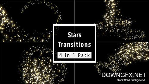 Stars Transitions Pack 21514004