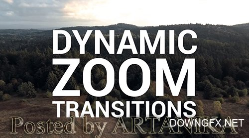 Dynamic Zoom Transitions Presets 227332