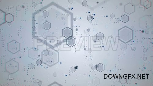 MA - Hexagons Digital Background 221024