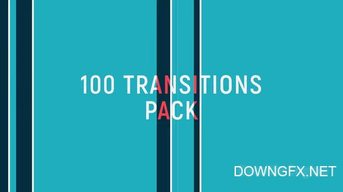 MA - 100 Transitions Pack 242423