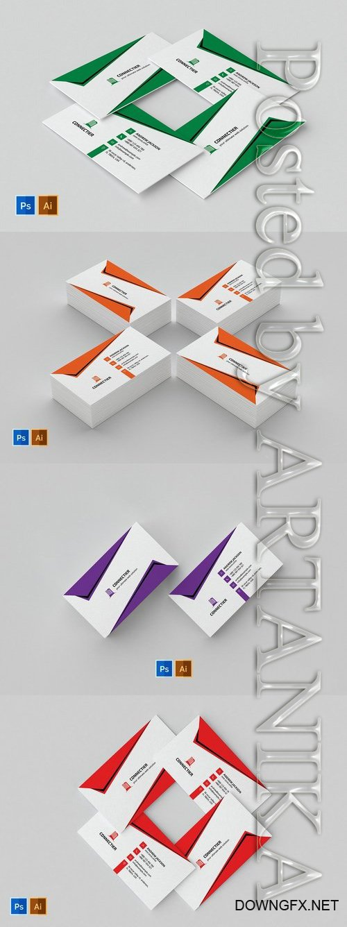 Business Card Template 26 2426341