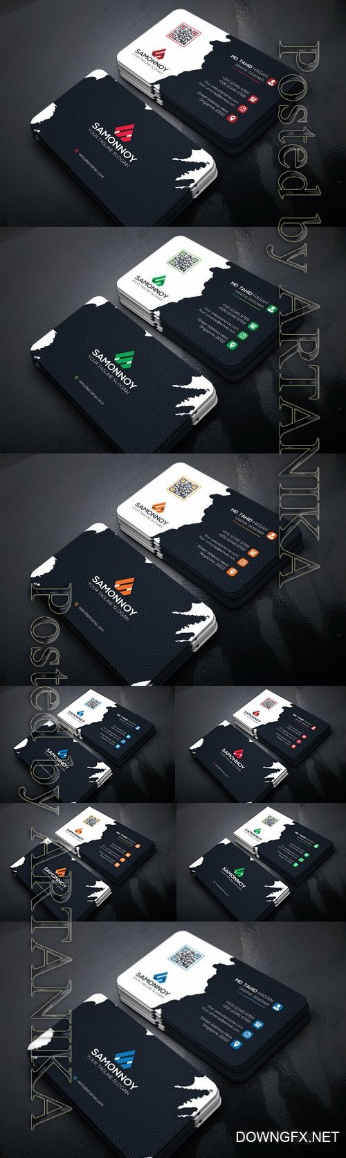 Business Cards 2424792