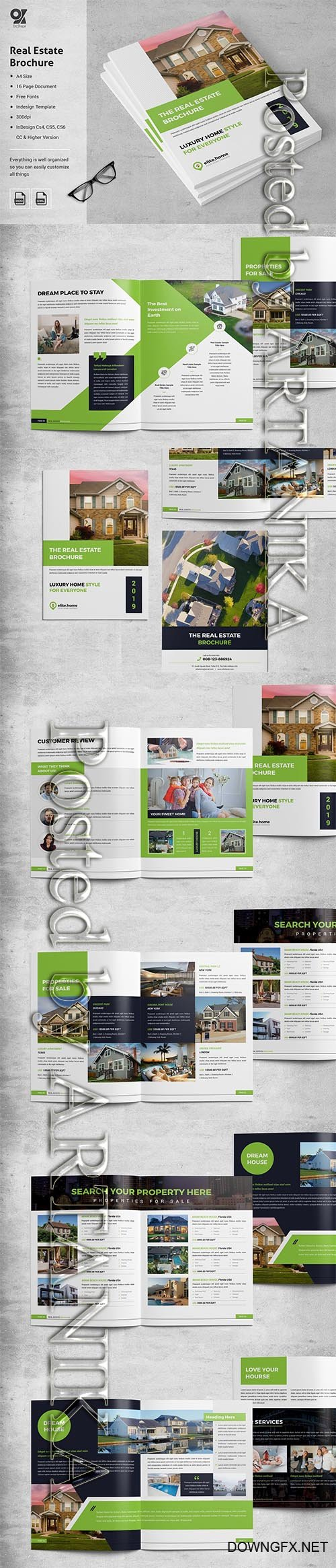 Real Estate Brochure 3861835