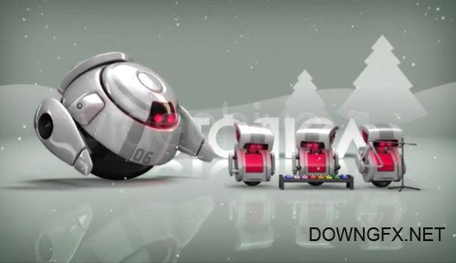 Robots 3D Christmas Special II 3560631