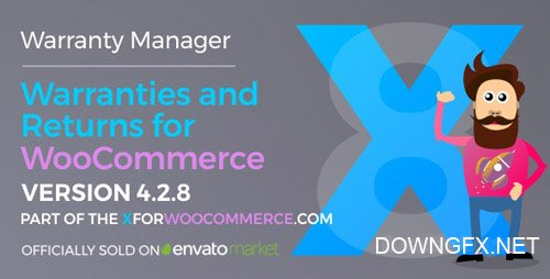 CodeCanyon - Warranties and Returns for WooCommerce v4.3.1 - 9375424