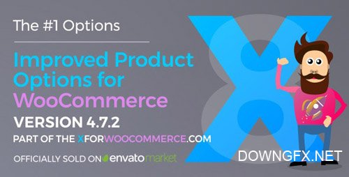 CodeCanyon - Improved Product Options for WooCommerce v4.8.1 - 9981757