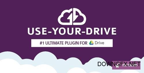 CodeCanyon - Use-your-Drive v1.12.3 - Google Drive plugin for WordPress - 6219776 - NULLED