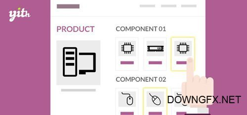 YiThemes - YITH Composite Products for WooCommerce v1.1.16