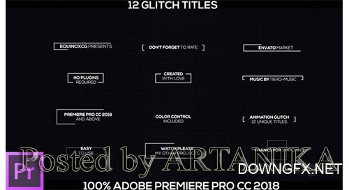 12 Glitch Titles 21917935