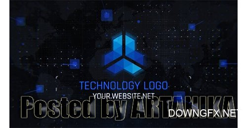 Technology Logo 25544564