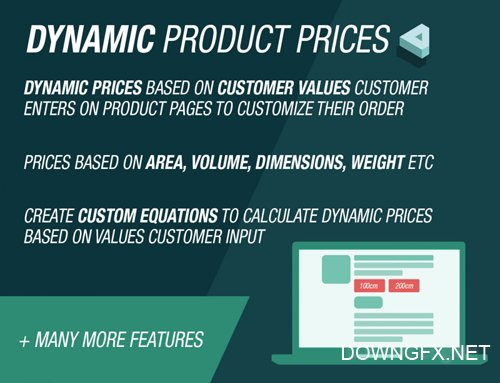 Product Price By Size v1.5.22 - PrestaShop Module