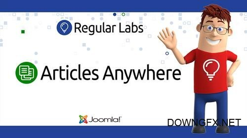 Articles Anywhere Pro v9.5.0 - Place articles anywhere in Joomla
