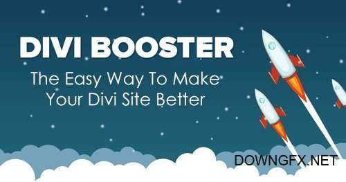 Divi Booster v3.1.6 - WordPress Plugin For Divi Theme