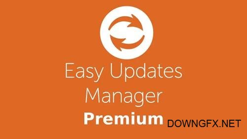 Easy Updates Manager Premium v9.0.2 - WordPress Plugin