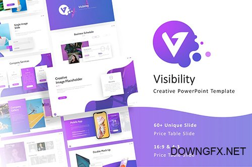 Visibility Multipurpose Creative Powerpoint