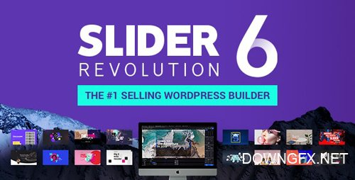 CodeCanyon - Slider Revolution v6.2.15 - Responsive WordPress Plugin - 2751380 - NULLED