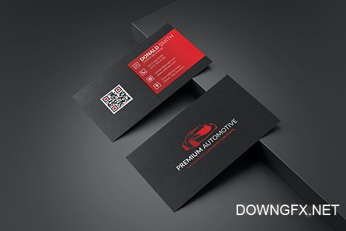 Business Card Template V.3