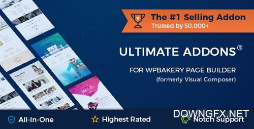 CodeCanyon - Ultimate Addons for WPBakery Page Builder v3.19.6 - 6892199 - NULLED