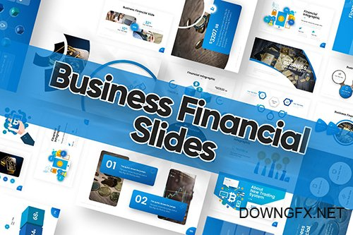Business Finance Slides Powerpoint Template