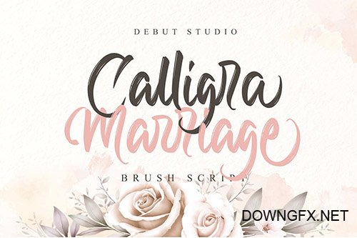 Calligra Marriage